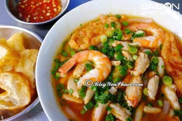 Những quán ăn ngon, nổi tiếng đường Võ Văn Tần, quận 3, Sài Gòn: Đường Võ Văn Tần, Quận 3 có quán ăn nào ngon?
