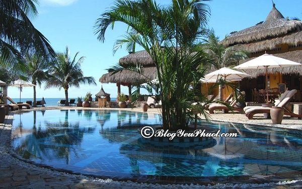 Resort 4 sao độc đáo, tiện nghi ở Mũi Né: Địa chỉ những resort 4 sao cao cấp, tiện nghi, nổi tiếng ở Mũi Né