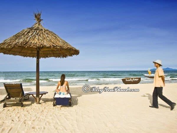 Dịch vụ ở Sandy beach resort Đà Nẵng: Nhận xét, review chất lượng, phòng ốc của khách sạn Sandy Beach resort Đà Nẵng