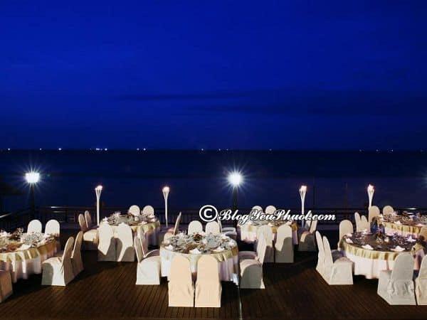 Có nên ở Sandy Beach resort Đà Nẵng? Review nhà hàng, đồ ăn của Sandy Beach resort Đà Nẵng