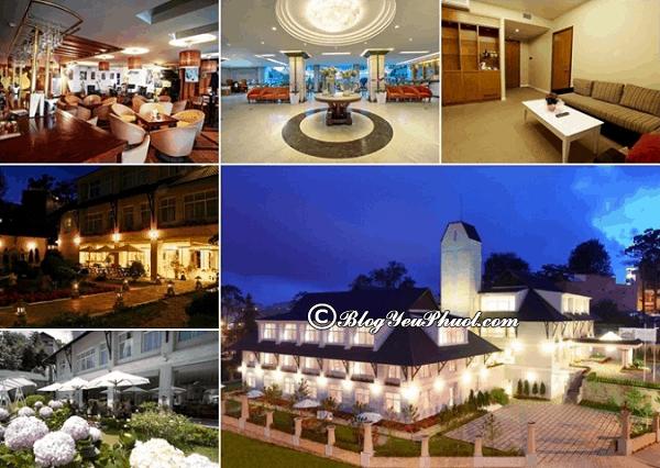 Khách sạn nổi tiếng Đà Nẵng đẹp, sạch sẽ gần Hồ Xuân Hương: Khách sạn nào gần Hồ Xuân Hương, Đà Lạt đẹp, tiện nghi đầy đủ?