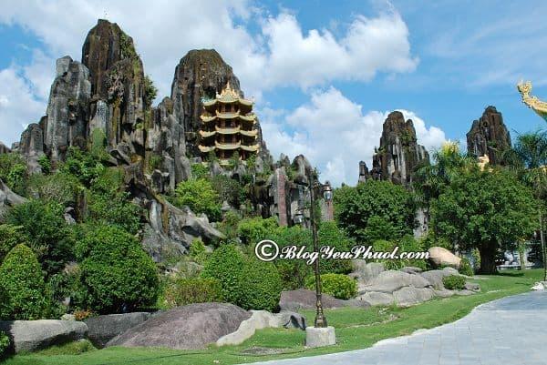 Tour du lịch được yêu thích nhất ở Đà Nẵng: Các tour du lịch ở Đà Nẵng giá rẻ, nên lựa chọn