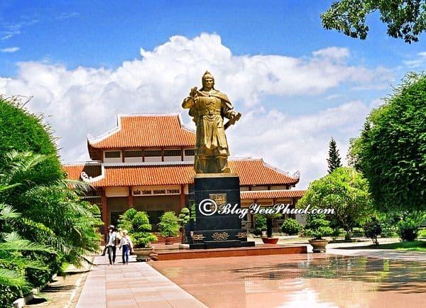 Thành phố Huế đi Bình Định bao nhiêu km? Phương tiện đi từ Huế tới Bình Định như thế nào?