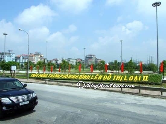 Từ Hà Nội cách Ninh Bình bao nhiêu km? Hướng dẫn đường đi du lịch Ninh Bình từ Hà Nội
