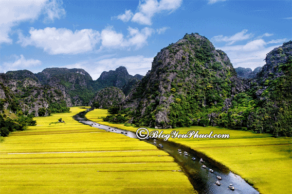 Khoảng cách từ Hà Nội đến Ninh Bình bao nhiêu km? Hướng dẫn đường đi phượt Ninh Bình từ Hà Nội