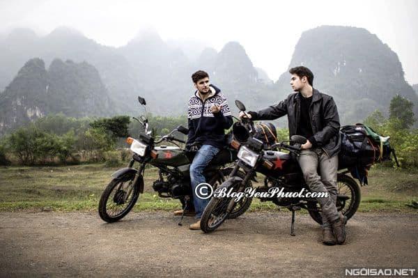Đường đi từ Hà Nội tới Ninh Bình bằng xe máy: Du lịch Ninh Bình từ Hà Nội bằng đường nào?