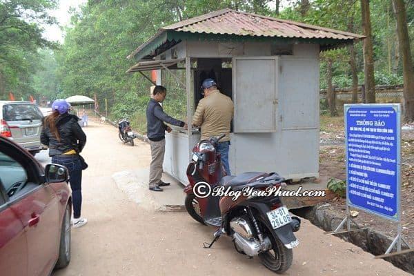 Đường đi từ Hà Nội đến Kiếp Bạc bằng xe máy: Hướng dẫn cách di chuyển từ Hà Nội tới Kiếp Bạc du lịch