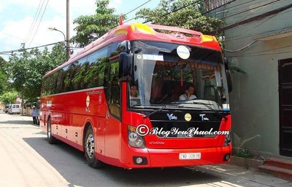 Phương tiện di chuyển đến Kiếp Bạc từ Hà Nội: Du lịch Côn Sơn - Kiếp Bạc từ Hà Nội bằng phương tiện gì?