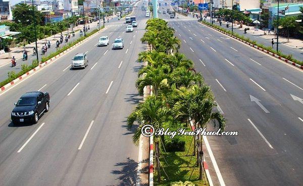Đường đi Sài Gòn Sa Đéc qua quốc lộ 1A: Hướng dẫn đường đi từ Sài Gòn tới Sa Đéc nhanh, gần nhất