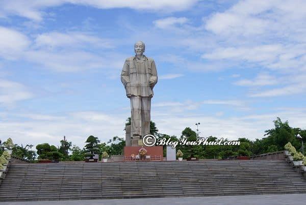 Từ sài gòn đến Nghệ An bao nhiêu km? Hướng dẫn đường đi từ Sài Gòn tới Nghệ An du lịch