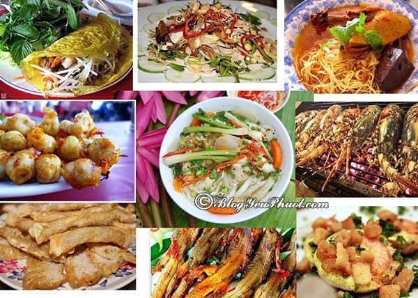 Ăn gì ngon khi du lịch Ninh Bình?