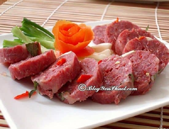 Ẩm thực Ninh Bình ngon, nổi tiếng: Ninh Bình có đặc sản gì ngon, nổi tiếng?