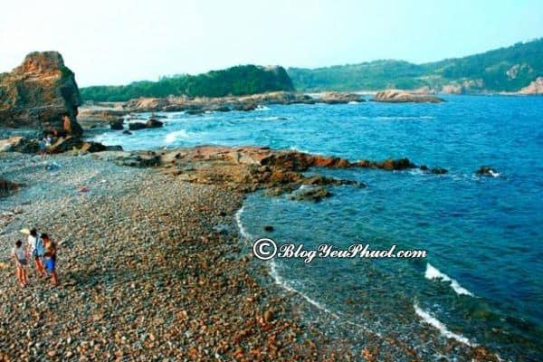 Địa điểm du lịch biển gần Hà Nội: Những bãi biển đẹp, hấp dẫn nhất Hà Nội