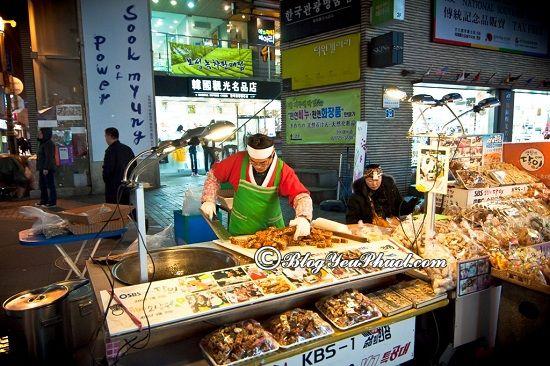 Du lịch Seoul, Hàn Quốc ăn gì ở đâu ngon? Địa chỉ quán ăn ngon, nổi tiếng ở Seoul, Hàn Quốc