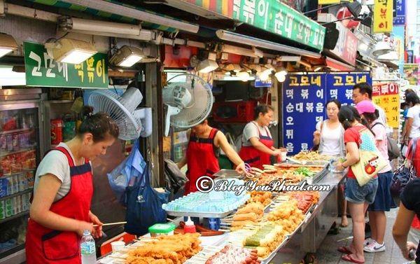 Danh sách các nhà hàng, quán ăn ngon tại Seoul: Ăn ở đâu ngon, bổ, rẻ khi du lịch Seoul?