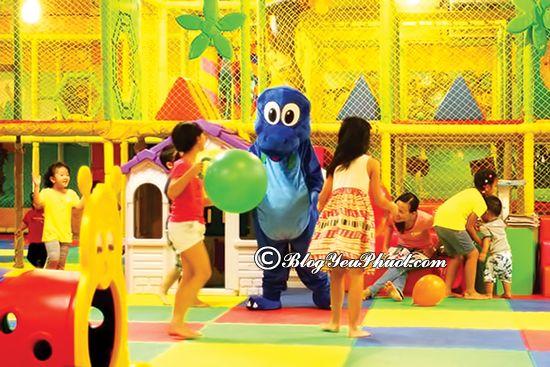 Cho trẻ chơi ở đâu khi du lịch Sài Gòn? Địa điểm vui chơi cuối tuần ở Sài Gòn nổi tiếng, hấp dẫn nhất cho gia đình
