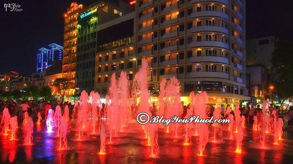 Địa điểm vui chơi Sài Gòn về đêm: Nên đi đâu chơi vào buổi tối khi du lịch Sài Gòn?