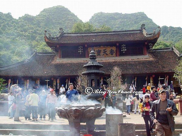Đoạn đườngtừ Hà Nội đến Chùa Hương bao nhiêu km