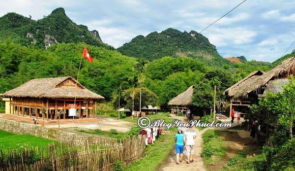 Đoạn đường đi từ Hà Nội đến Mai Châu bao nhiêu km