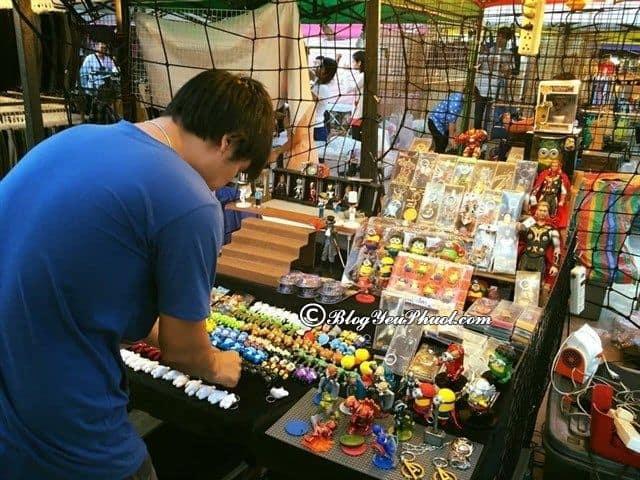 Kinh nghiệm mua sắm ở Thái Lan: Cách mua hàng giá sỉ khi du lịch Thái Lan