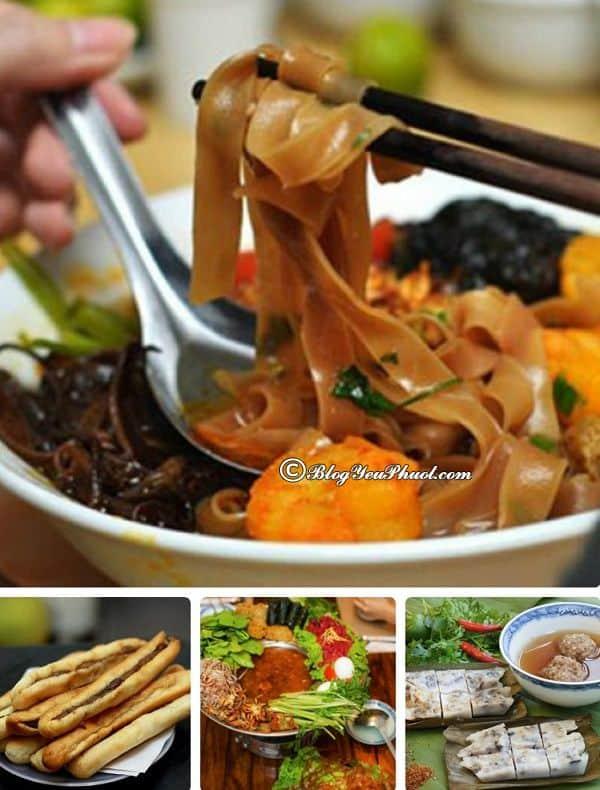 Du lịch Hải Phòng ăn ở đâu là ngon nhất? Địa chỉ quán ăn ngon, nổi tiếng ở Hải Phòng
