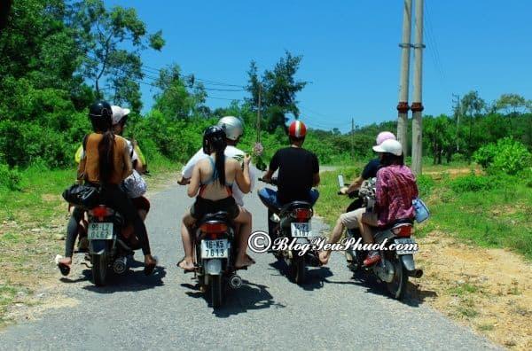 Đường đi từHà Nội đến Cô Tô bằng xe máy: Hướng dẫn đường đi phượt đảo Cô Tô từ Hà Nội