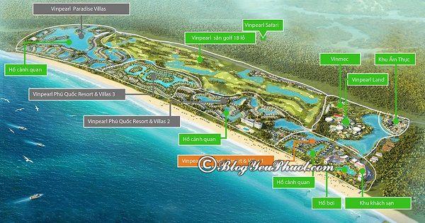 Giới thiệu về khu vui chơi VVinpearl Safari Phú Quốc: Giá vé và các khu vui chơi hấp dẫn trong Vinpearl Phú Quốc