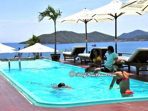 Khách sạnMaritime Nha Trang nổi bật với những tiện nghi: Nhận xét về chất lượng, giá phòng và sự tiện nghi của khách sạn Maritime Nha Trang