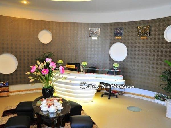 Thông tin đánh giá khách sạn Maritime Nha Trang: Nhận xét, review vị trí, tiện nghi, chất lượng của khách sạn Maritime Nha Trang