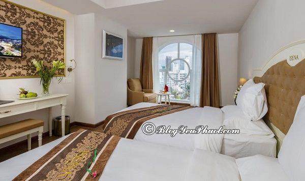 So sánhMaritime Nha Trang với khách sạn 4 sao khác ở Nha Trang: Có nên đặt phòng khách sạn Maritime Nha Trang hay không?