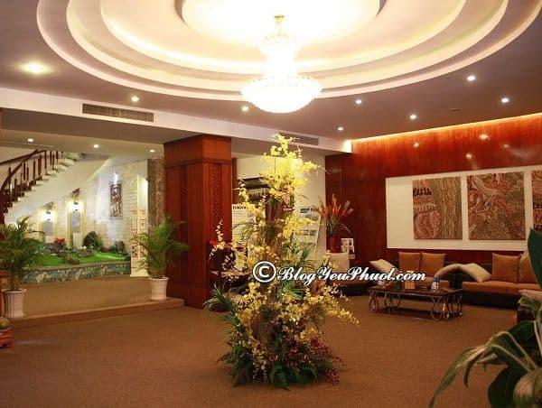 Khách sạn 4 sao Maritime Nha Trang ở đâu, có tốt không? Nhận xét, review chất lượng, tiện nghi, vệ sinh của khách sạn Maritime Nha Trang