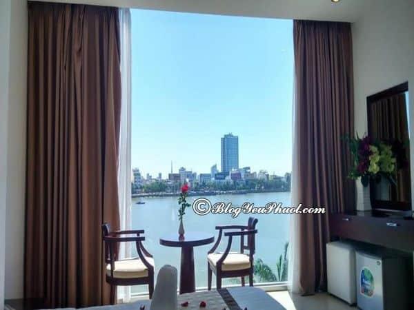Khách sạn 2 sao Đà Nẵng gần thành phố: Những khách sạn 2 sao nổi tiếng, đẹp, giá rẻ ở Đà Nẵng