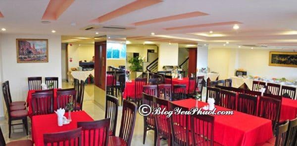 Có nên chọn khách sạn Lammy khi du lịch Nha Trang? Đánh giá, nhận xét về vị trí, tiện nghi, nhà hàng của khách sạn Lammy Nha Trang