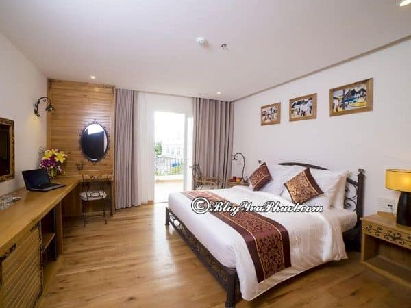 So sánhOlympic Nha Trang với các khách sạn 3 sao khác: Có nên đặt phòng khách sạn Olympic Nha Trang hay không?