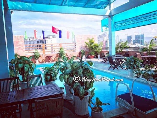 Có nên chọn khách sạnOlympic Nha Trang