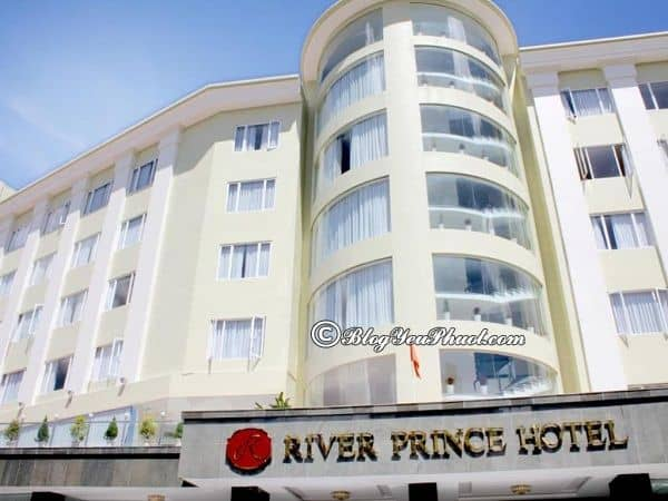 Khách sạn 3 sao River Prince Đà Lạt