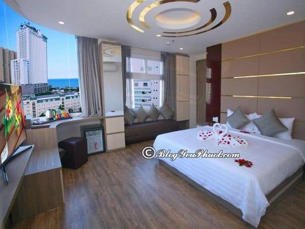 Hình ảnh khách sạn Starlet Nha Trang: Có nên đặt phòng khách sạn Starlet Nha Trang hay không?
