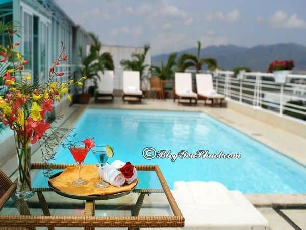 Tại sao nên chọn lựa khách sạnSunny Nha Trang? Khách sạn Sunny Nha Trang có tiện nghi, dịch vụ gì tốt?