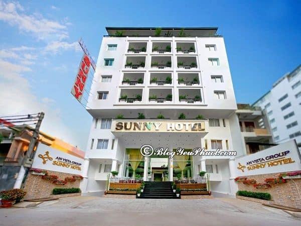 Khách sạn 3 sao Sunny Nha Trang review chi tiết: Nhận xét, đánh giá khách sạn Sunny Nha Trang về vị trí, tiện nghi, chất lượng