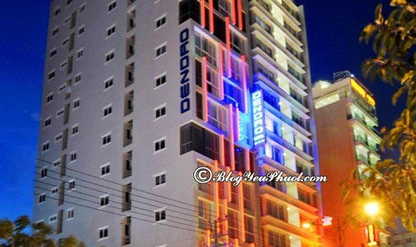 Khách sạn 3 sao Dendro Nha Trang