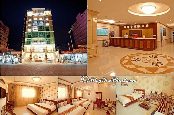 Top 5 khách sạn 3 sao Vũng Tàu gần biển giá tốt: Địa chỉ những khách sạn 3 sao nổi tiếng, giá tốt ở Vũng Tàu gần biển