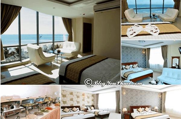 Khách sạn 3 sao Vũng Tàu gần biển đạt chuẩn: Nên ở khách sạn 3 sao nào ven biển Vũng Tàu giá tốt, sạch đẹp?