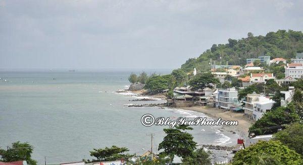 Khách sạn 3 sao ở Vũng Tàu
