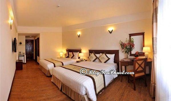 Khách sạn 3 sao giá tốt ở Đà Lạt: Nên ở khách sạn 3 sao nào khi du lịch Đà Lạt đẹp, sạch sẽ, tiện nghi?