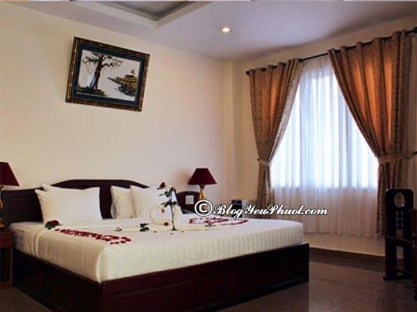 Hình ảnh khách sạn Mai Vàng Đà Lạt: Review chất lượng phòng ốc, tiện nghi của khách sạn Mai Vàng Đà Lạt