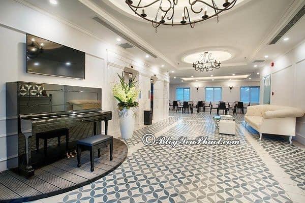 Khách sạn 3 sao được chọn lựa nhiều ở Đà Nẵng: Du lịch Đà Nẵng nên ở khách sạn 3 sao nào?