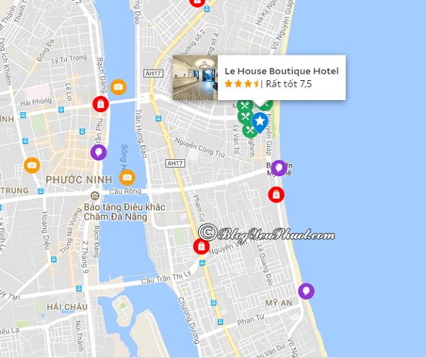 Khách sạn 3 sao nào ở Đà Nẵng đẹp, tiện nghi, sạch sẽ? Những khách sạn 3 sao chất lượng tốt ở Đà Nẵng