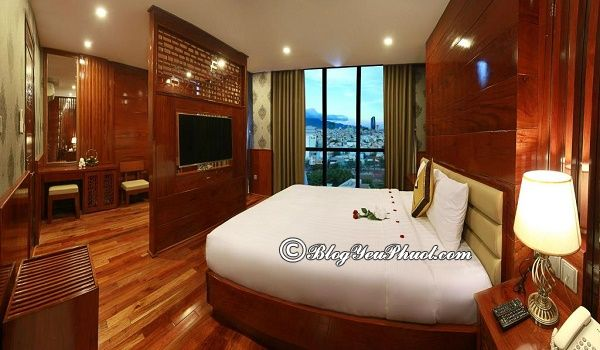 Khách sạn 3 sao Đà Nẵng chất lượng tốt: Địa chỉ những khách sạn 3 sao đẹp, nổi tiếng ở Đà Nẵng