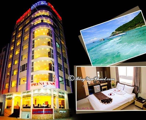 Khách sạn 3 saoPrincess Đà Nẵng có tốt không? Đánh giá, nhận xét về vị trí, chất lượng, phòng ốc của khách sạn Princess Đà Nẵng