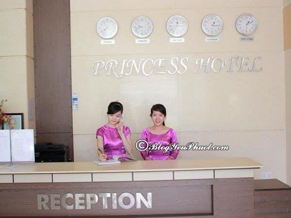 Có nên ở khách sạn Princess Đà Nẵng? Nhận xét, đánh giá chất lượng phòng ốc, dịch vụ, vệ sinh của khách sạn Princess Đà Nẵng